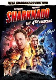 DVD cover image for Sharknado 4