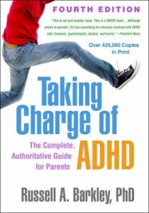 Book cover image of Taking Charge of ADHD