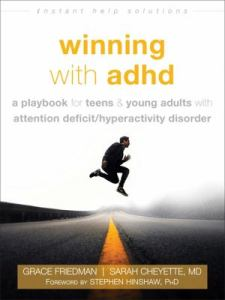 Book cover image for Winning with ADHD